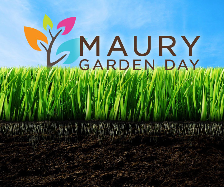 Spring Garden Cleanup Day (May 16)