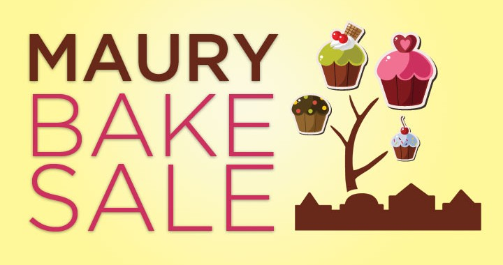 Maury Bake Sale