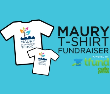 Maury T-Shirt Fundraiser, Order Now!