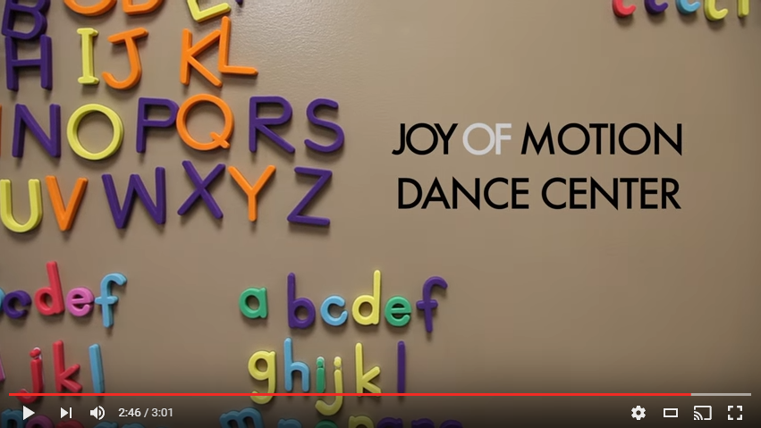 Joy of Motion Video