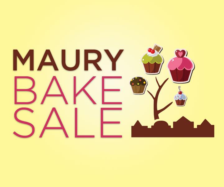 Maury Bake Sale