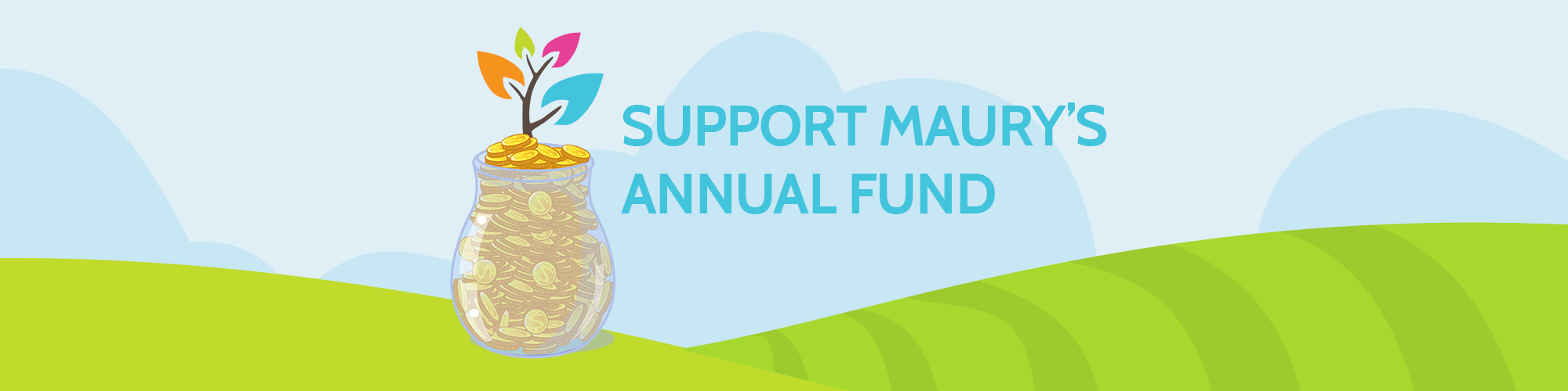 Support Maury's Annual Fund