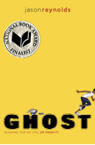 Cover of Ghost by Jason Reynolds