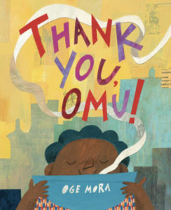 Cover of Thank You, Omu!